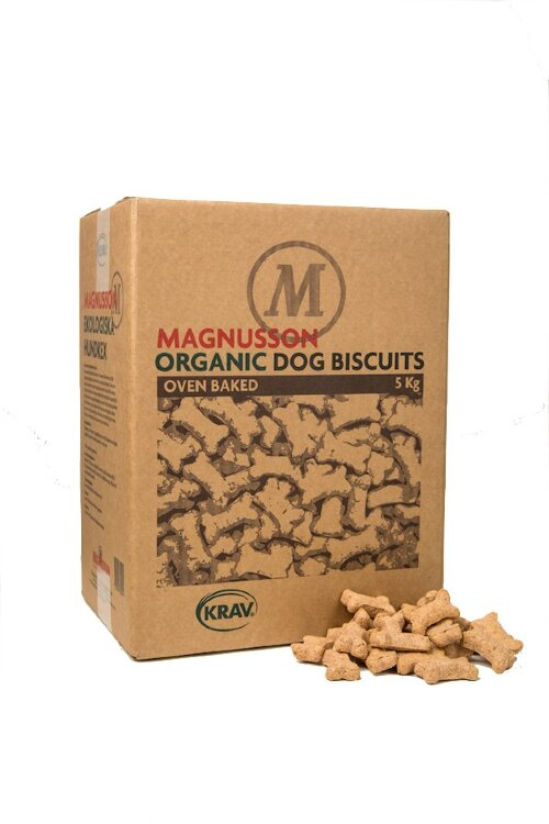 Magnusson Dog Biscuits печенье