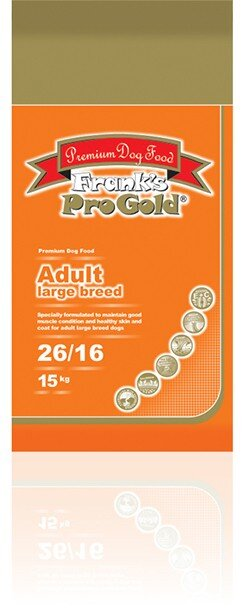 Frank's ProGold Adult Large Breed 26/16